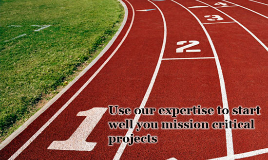 Mission critical projects